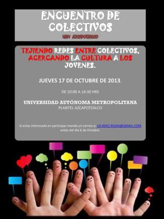 Encuentro de Colectivos UAM Azcapotzalco
