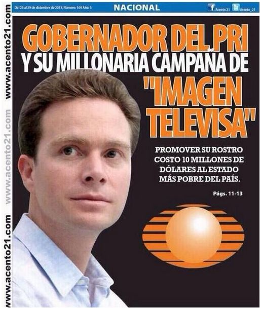 Para eso quieren más impuestos: Gober de Chiapas despilfarra presupuesto en campaña mediática.