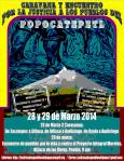 Caravana y Encuentro por la Justicia a los Pueblos del Popocatepetl