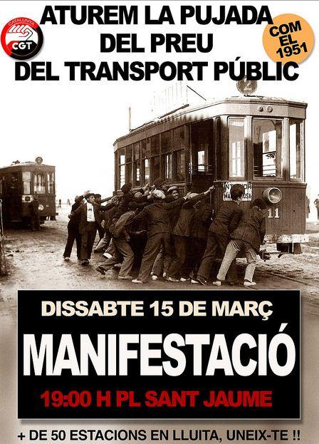#PosMeSalto Alza en trasporte público política Neoliberal: Un solo enemigo, una sola lucha #stoppujadestransport