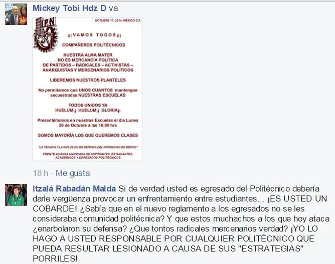 TodosSomosPolitecnico Alerta ante regreso de Porrismo con PRI de ...