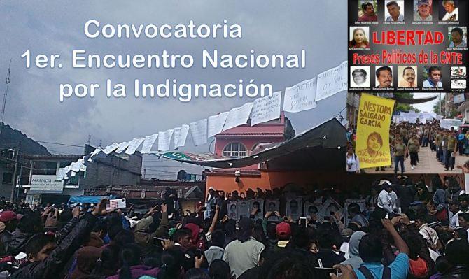 1er Encuentro Nacional por la Indignación